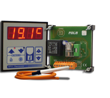 Pola HP11 - Digital thermostat