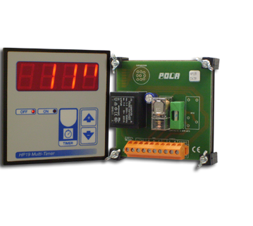 Pola HP19 Programable Digital Timer