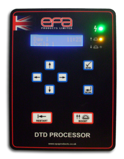 EPA Dusk till Dawn lighting processor