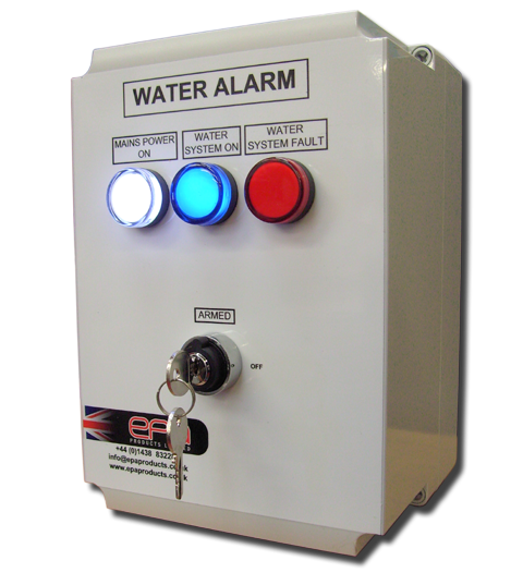 Simple Alarm for Monitoring Water Level in Poultry Sheds