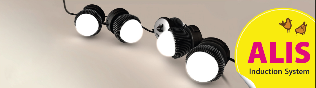 ALIS LED Clip on lighting for agriculture