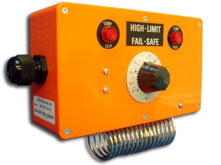 High Limit Capillary Thermostat